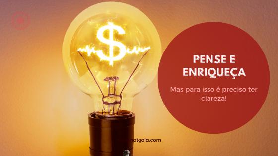 Read more about the article Dica do livro que me fez ter objetivos mais claros: Pense e Enriqueça