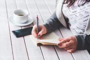 Read more about the article Minha ferramenta favorita de organização – Um pouco mais sobre o Bullet Journal